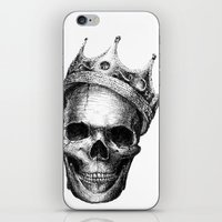 The Notorious B.I.G. iPhone & iPod Skin