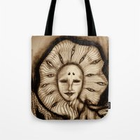 Helios (Color Variant) Tote Bag