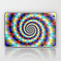 Psychedelic Twist Laptop & iPad Skin