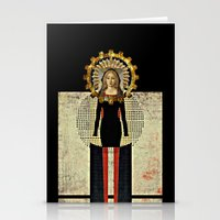 Renaissance Madonna Stationery Cards