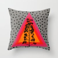 blessings 2  Throw Pillow