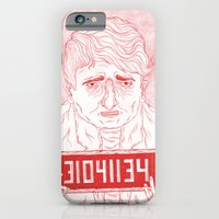 iPhone & iPod Case featuring The Poor by David Penela