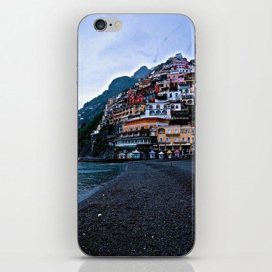 Positano: Amalfi Coast, Italy iPhone & iPod Skin