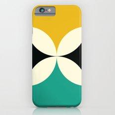 Radial Bloom iPhone 6s Slim Case