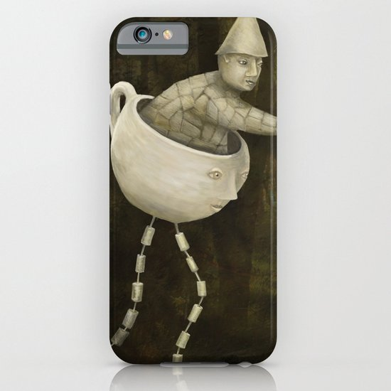 Teacup Greetings iPhone & iPod Case