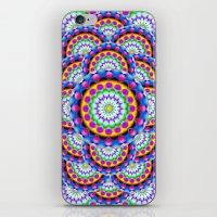 Mandala Psychedelic Visi… iPhone & iPod Skin