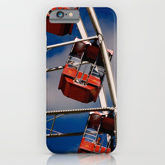 The Wheel iPhone & iPod Case
