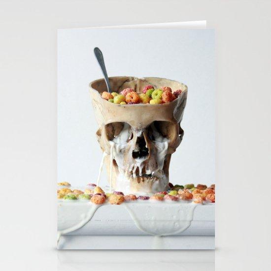 Cereal Killer #2 Stationery Card