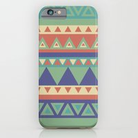 Aztec 1# iPhone 6 Slim Case