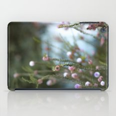 softly open our mouths iPad Case