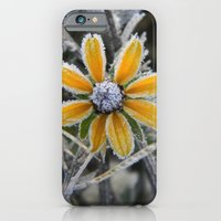 iPhone & iPod Case featuring frozen smile by a.rose