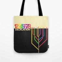 Dedication (8 Days) Tote Bag