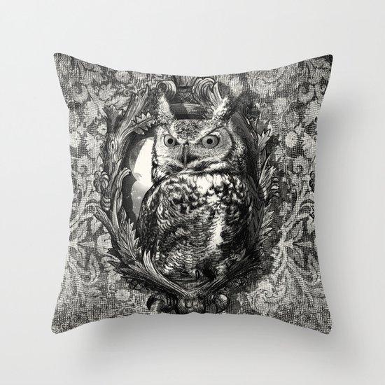 Nightwatch - by Eric Fan and Garima Dhawan  Throw Pillow
