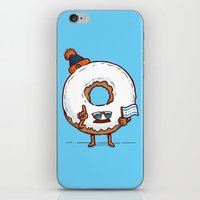 The Chicago Donut iPhone & iPod Skin