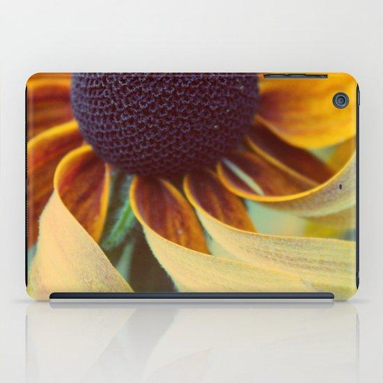 Black eyed susan 03 iPad Case
