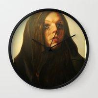Magdalena Wall Clock