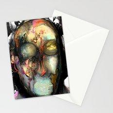Strange Man Stationery Cards