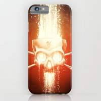iPhone & iPod Case featuring Black Smith by Dr. Lukas Brezak