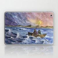 Storm Chased Laptop & iPad Skin