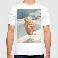 Muh Anne Inn Tha Mount T… Mens Fitted Tee White SMALL