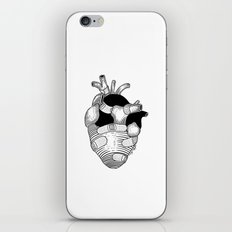 The strongest hearts have the most scars iPhone & iPod Skin