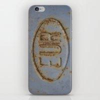 EUR iPhone & iPod Skin