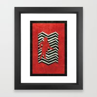 The Man From Another Pla… Framed Art Print