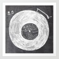 Art Print featuring Classical Music by Marella