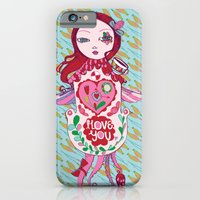 Cuckoo For You. iPhone 6 Slim Case