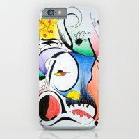 Aurora boreal iPhone 6 Slim Case
