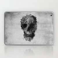 Skull 2 / BW Laptop & iPad Skin