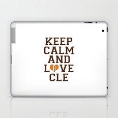 LOVE CLE BROWNS II Laptop & iPad Skin
