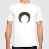 #251 Palantír – Geome… Mens Fitted Tee White SMALL