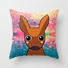 Little Deer-351 Throw Pillow