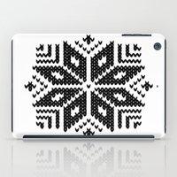 Knit Flake iPad Case