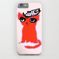 Cat And Fish iPhone 6 Slim Case