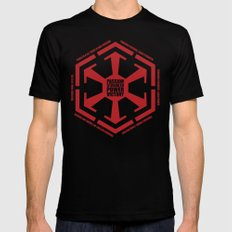 The Code of the Sith SMALL Mens Fitted Tee Black