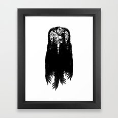 Tri-Disaster Framed Art Print