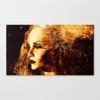 It All Started With That… Canvas Print
