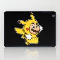 Pika Suit iPad Case