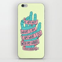 What I Am iPhone & iPod Skin