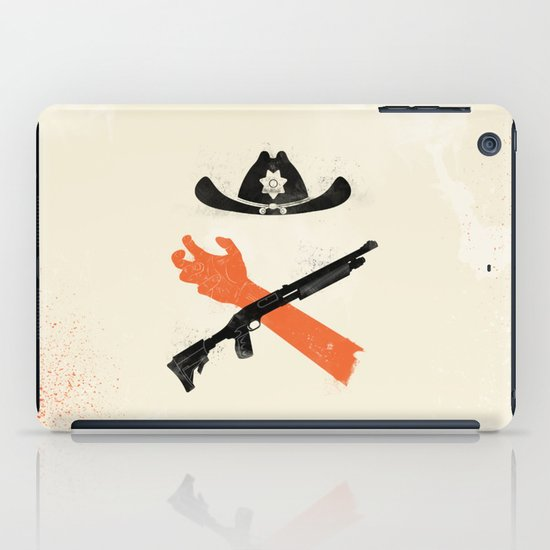 The Wandering Dead iPad Case