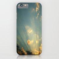 Sonnenuntergang iPhone 6 Slim Case