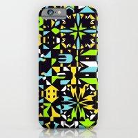 Square 3 Color Option 2  iPhone 6 Slim Case