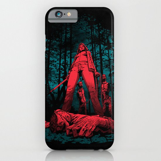 Huntress iPhone & iPod Case