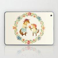 Otterly Grateful Laptop & iPad Skin