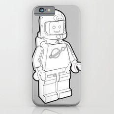 Vintage Lego Spaceman Wireframe Minifig Slim Case iPhone 6s