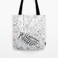 The bagpipes Tote Bag