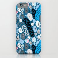 iPhone & iPod Case featuring Snooze & Lose by Chris Piascik