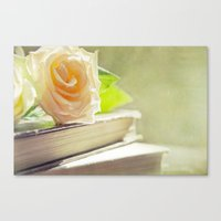 Here In Heaven Canvas Print